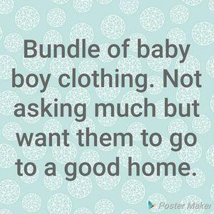 Other - Baby boy clothing bundle